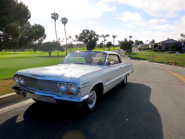 1963 Chevrolet Impala 409 425 HP Survivor Rare