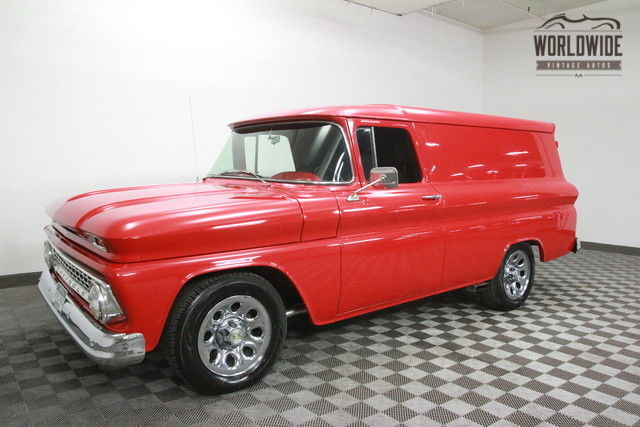 1963 Chevrolet PANEL LS1 V8! 4L60E AUTO. 4 WHEEL DISC BRAKES!