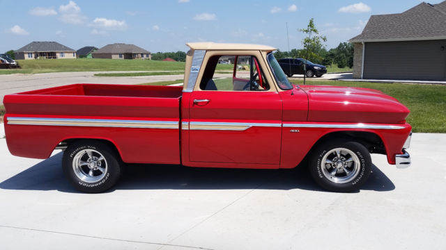 1963 Chevrolet C-10 Short Wide Bed