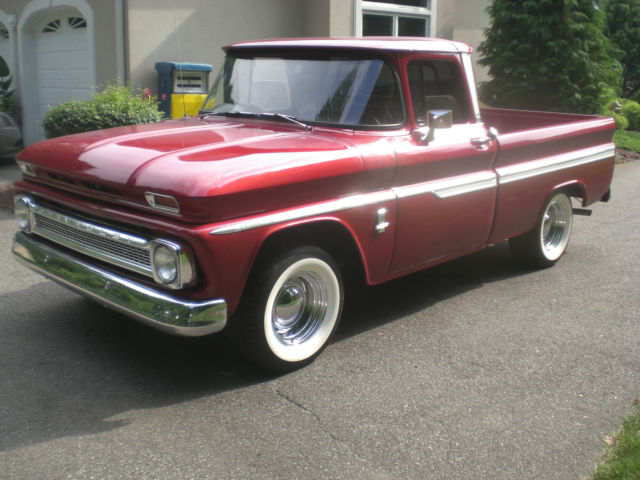 1963 Chevrolet C-10 short bed c10