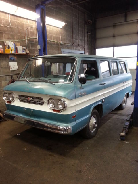 1963 Chevrolet Corvair Sportswagon