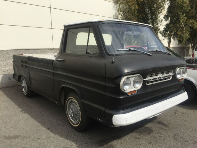 1963 Chevrolet Corvair RAMP SIDE PICK UP