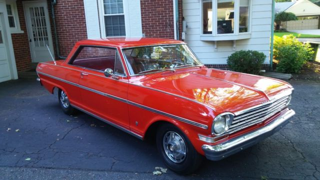 1963 chevy ii nova genuine ss 400 l6 2 door coupe highly detailed 1963 chevy ii nova genuine ss 400 l6 2 door coupe highly detailed rebuilt motor sciox Choice Image