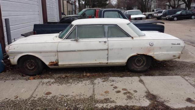1963 Chevy Nova Ss Project For Sale Photos Technical