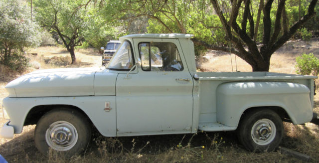 1963 Chevrolet Other Pickups step side