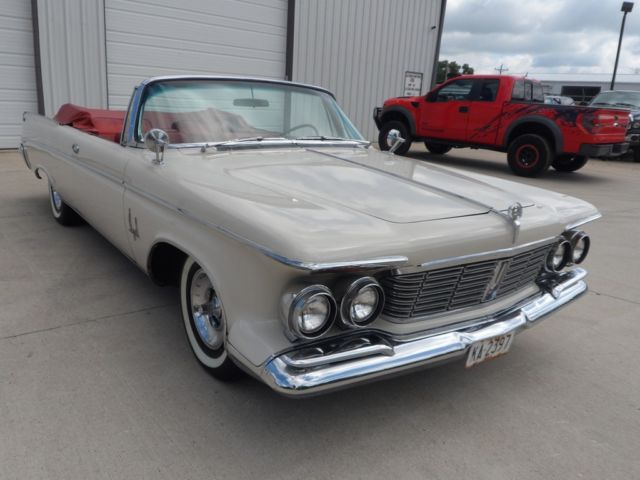 1963 Chrysler Imperial IMPERIAL CROWN CONVERTIBLE