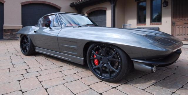 1963 Corvette Resto Mod The Punisher Ultimate Dream