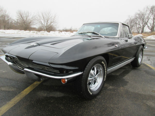 1963 Chevrolet Corvette Split Window Coupe