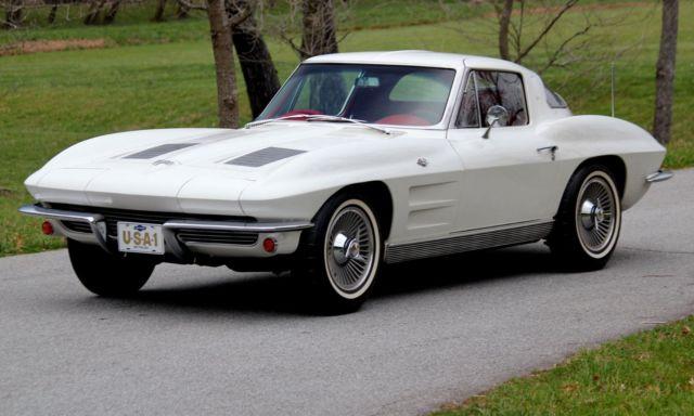 1963 Corvette Stingray Split Window for sale: photos