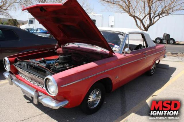 1963 Dodge Dart Convertible 270