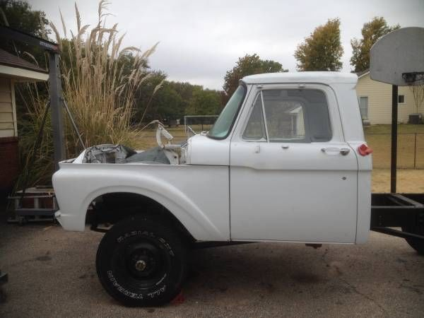 1963 Ford F-100