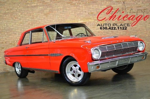 1963 Ford Falcon 3 year service contract Included