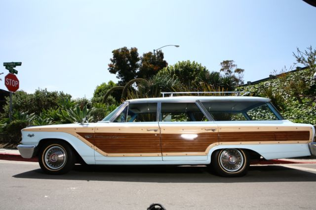1963 Ford Country Squire Galaxy