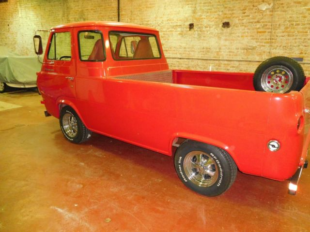 1963 Ford E-Series Van Pickup