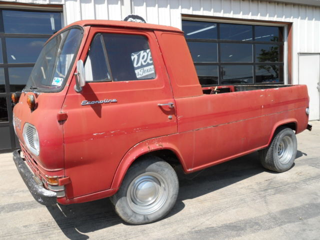 1963 Ford Other E 100 Pickup