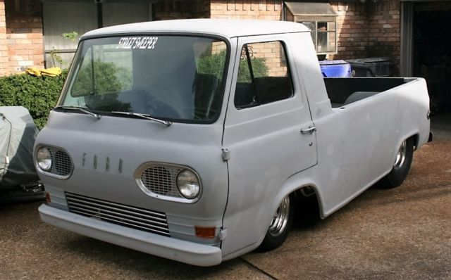 d9ee66a755 1963 Ford Econoline Mid Engine Pro Street Pickup for sale  photos ...