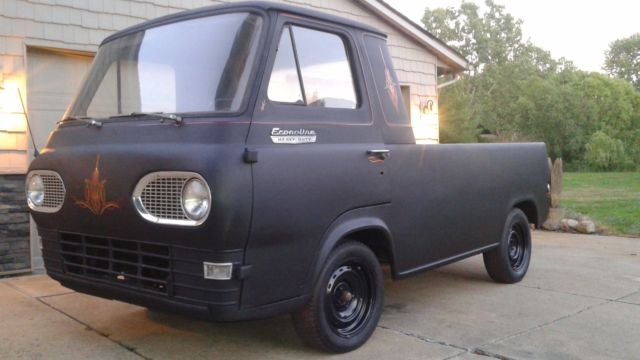 1960 Ford Other Pickups Econoline