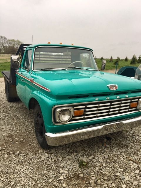 1963 Ford F-350