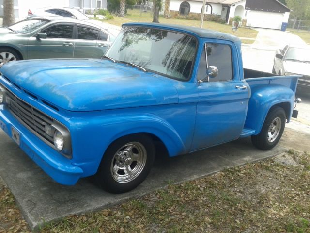 1963 Ford Other Pickups street rod truck