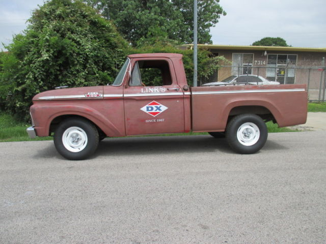 1963 ford f100 pickup truck for sale photos technical specifications description. Black Bedroom Furniture Sets. Home Design Ideas