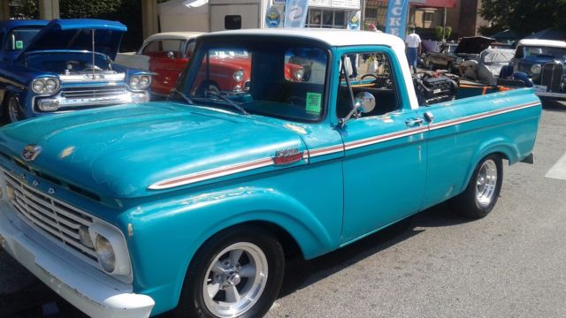1963 Ford F-100 short bed
