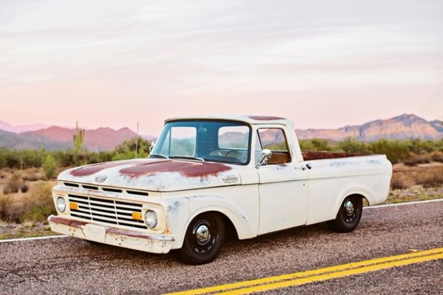 Looking back 1961 63 ford f 100 unibody pickups 2017 2018 best cars reviews