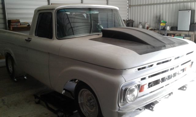 1963 ford f100 unibody truck for sale photos technical. Black Bedroom Furniture Sets. Home Design Ideas