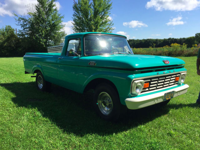 1963 Ford F-250 --