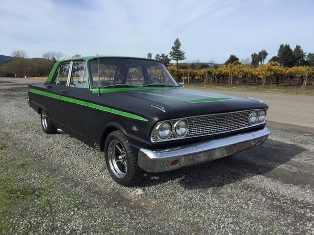 1963 Ford Fairlane 500 Hot Rod for sale: photos, technical
