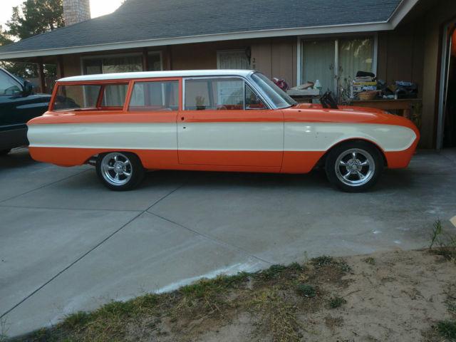 1963 ford falcon 2 door station wagon rare and super clean for sale photos technical. Black Bedroom Furniture Sets. Home Design Ideas