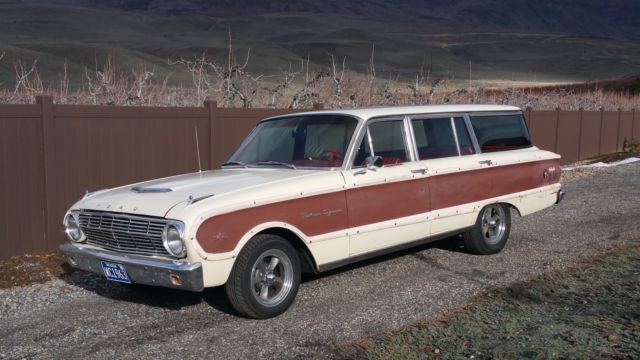 1963 Ford Falcon Squire