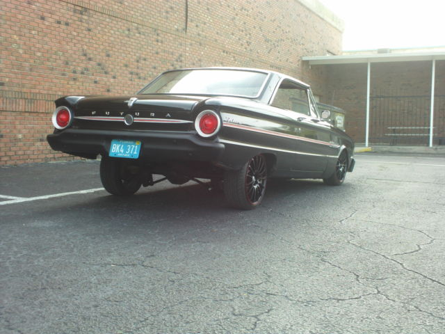 1963 Ford Falcon One Of A Kind On Air Ride Bagged Street Car Pro Touring For Sale Photos