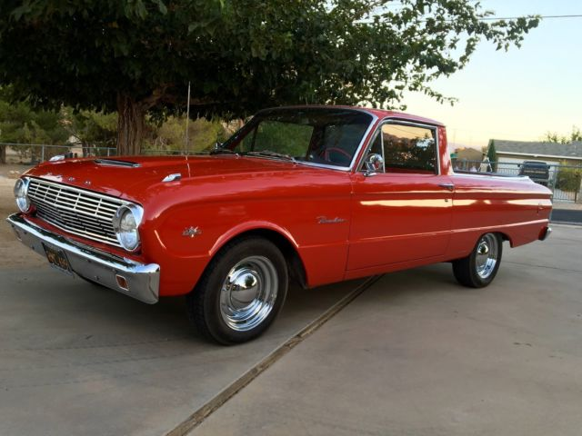 1963 Ford Ranchero Deluxe