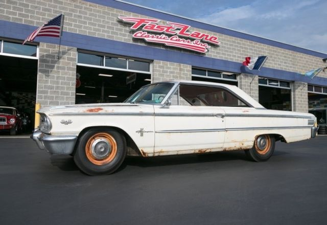 1963 Ford Galaxie Q Code Free Shipping Until January 1