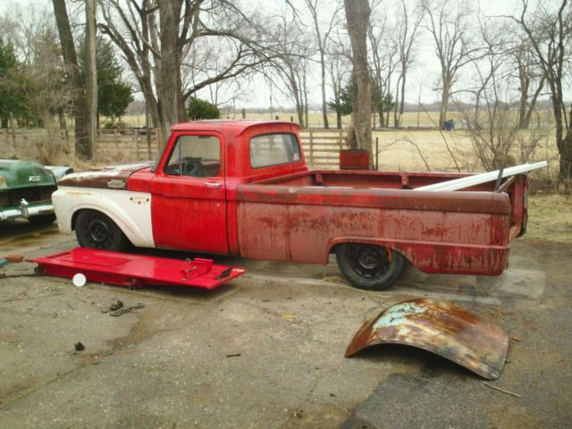 1963 ford truck crown vic swap for sale photos. Black Bedroom Furniture Sets. Home Design Ideas