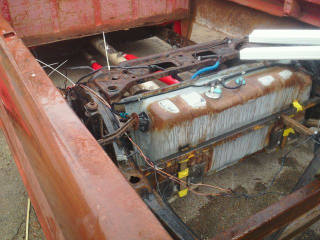 1963 ford truck Crown vic swap  for sale: photos, technical
