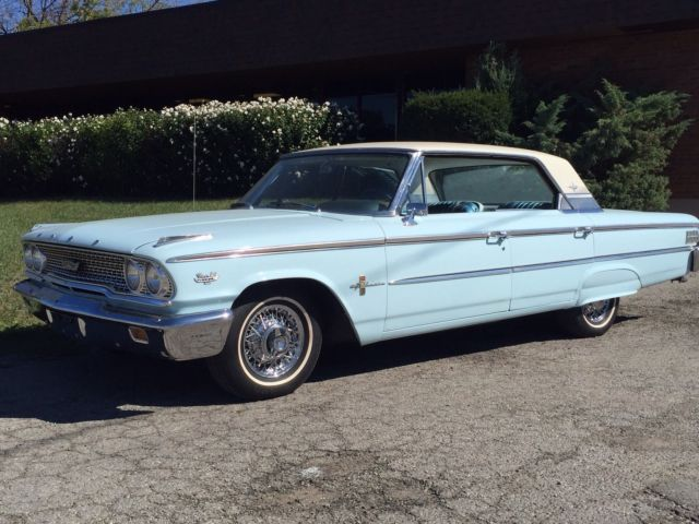 1963 Ford Galaxie XL 500
