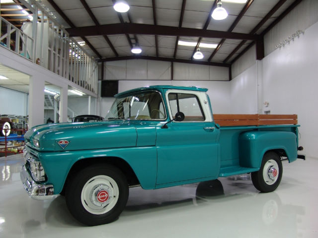 1963 GMC Other 1500 Custom Cab Wideside Pickup, gorgeous!