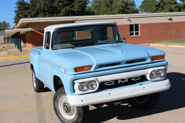 1963 gmc 4x4 k1500 pickup for sale photos technical specifications description. Black Bedroom Furniture Sets. Home Design Ideas
