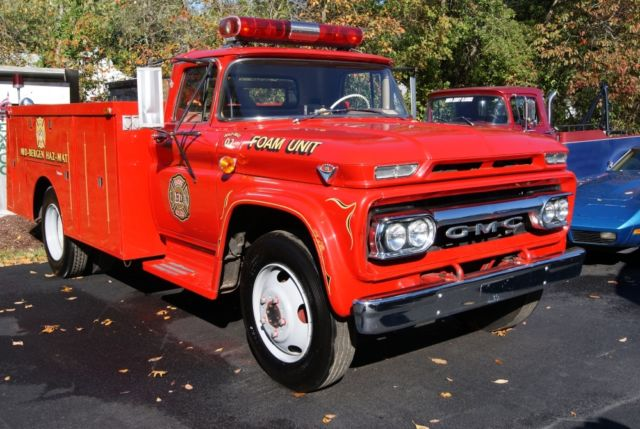 1963 GMC Other GMC Chevy Fire Truck