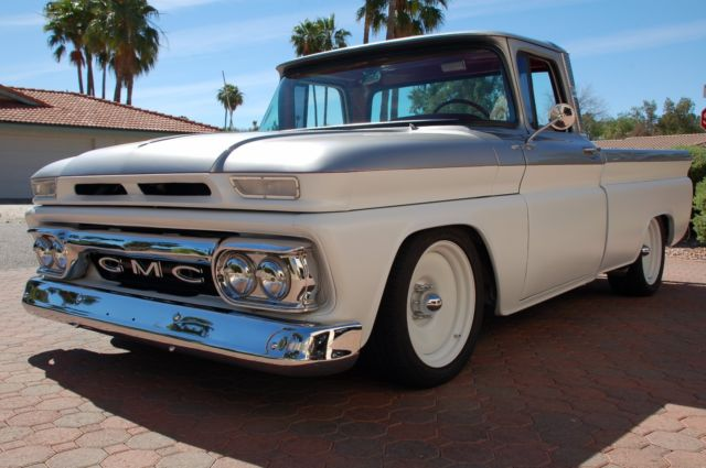 1963 GMC 1000 Series Fleetside