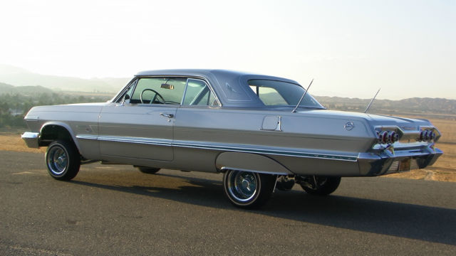 63 impala convertibles for autos weblog. Black Bedroom Furniture Sets. Home Design Ideas