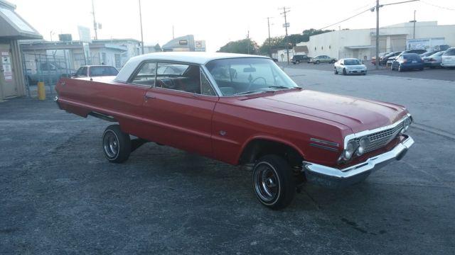 1963 Impala Lowrider Hydraulics For Sale Photos