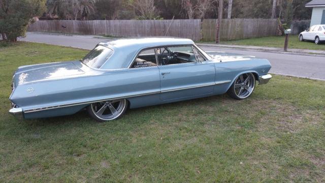 1963 Impala Sport Coupe Frame Off Restoration Resto Mod