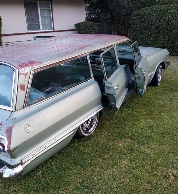 1963 Chevrolet Impala Station Wagon