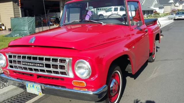 1963 International Harvester C 900 WB 107