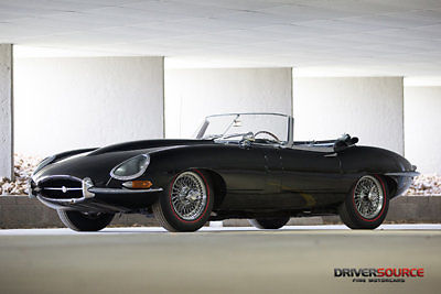 1963 Jaguar E-Type Rdstr
