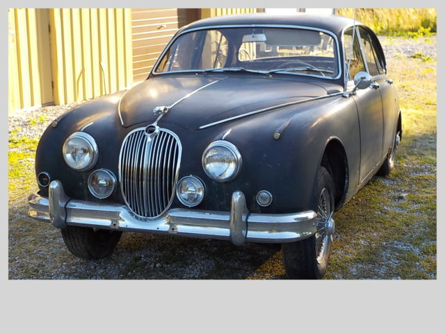 1963 Jaguar Mark II NO RESERVE Mark II