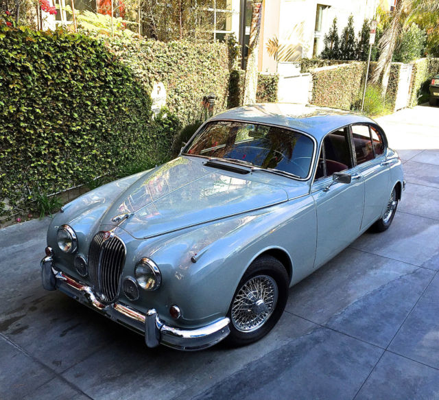 1963 Jaguar Mk2 3.8 Automatic For Sale: Photos, Technical