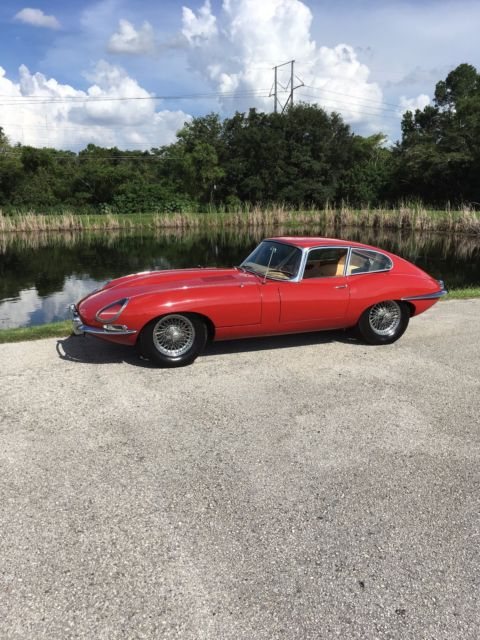 1963 Jaguar E-Type